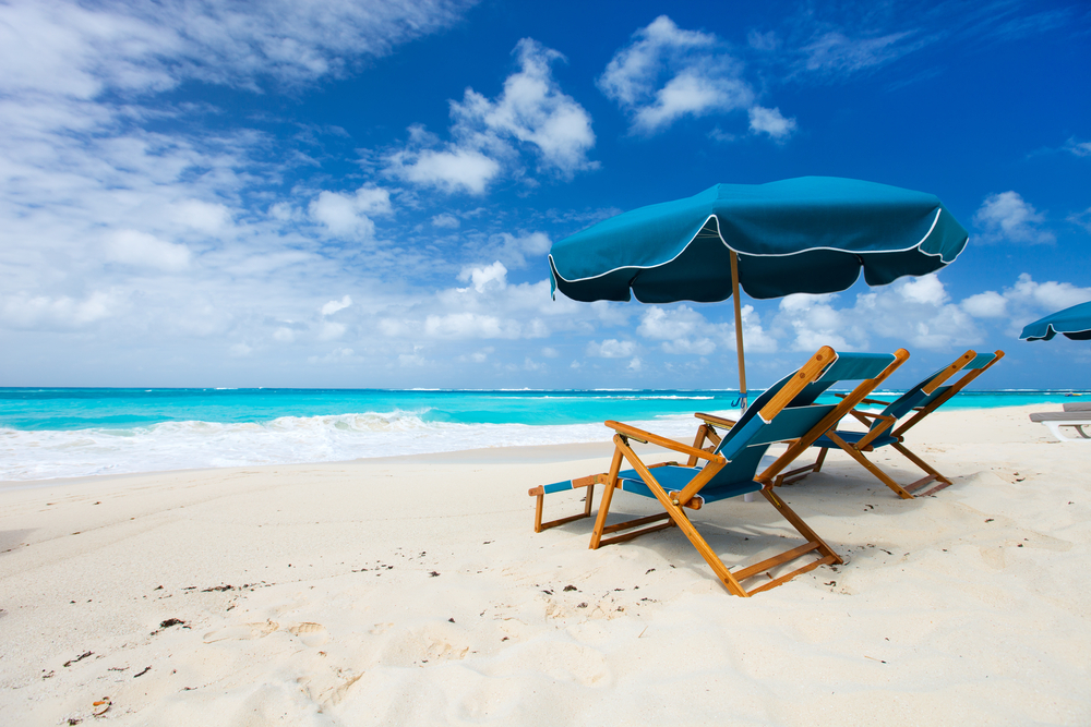 30A Beach Service Chair rentals