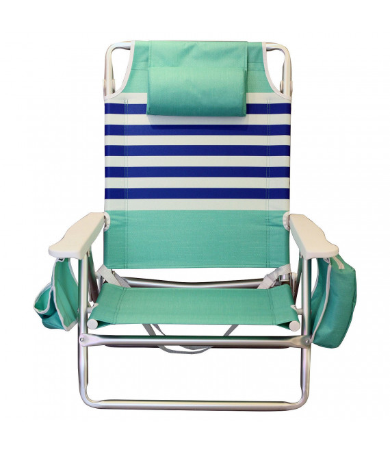 Aluminum Beach Bonfire chair