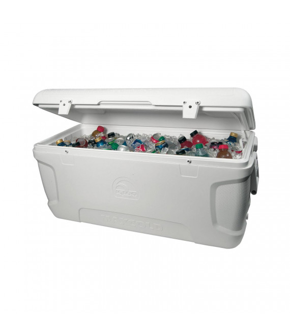 Over sized Cooler with Ice- 150 QT