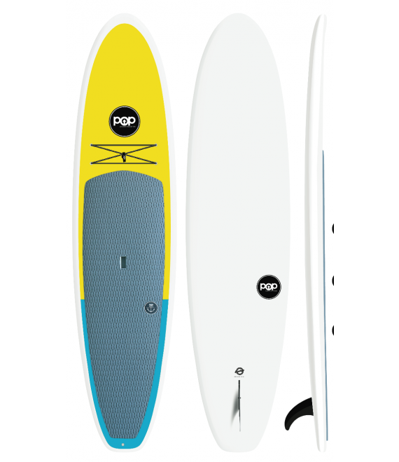 11'6 Pop Amigo Paddle Board Rental 30A