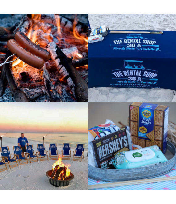 Bridal Wedding/Rehearsal Bonfire Package
