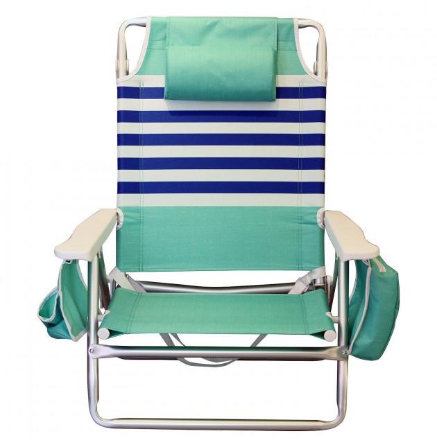 Aluminum Beach Bonfire chair