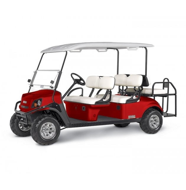 Premium 6 Seater Golf Cart rental 30A