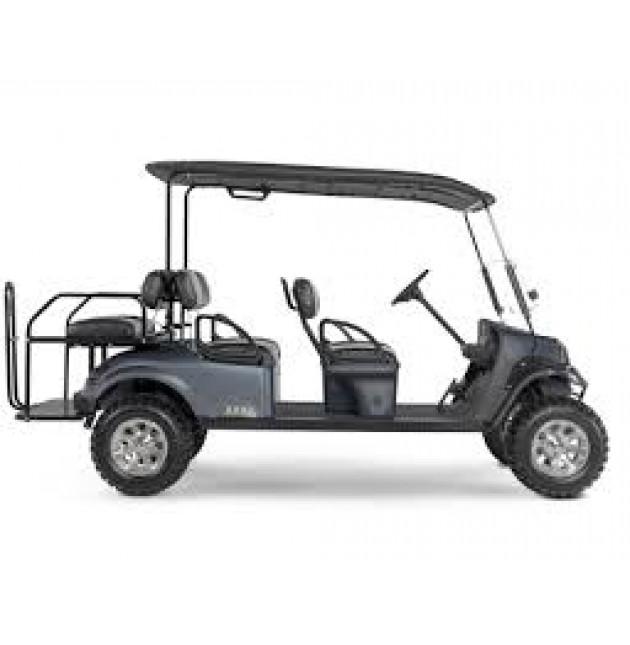 6 Person Premium Lifted Series Golf Cart Rental