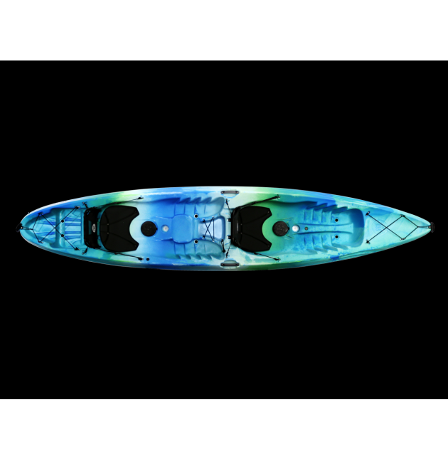 Perception Tribe Double Kayak Rental Seats 2-3