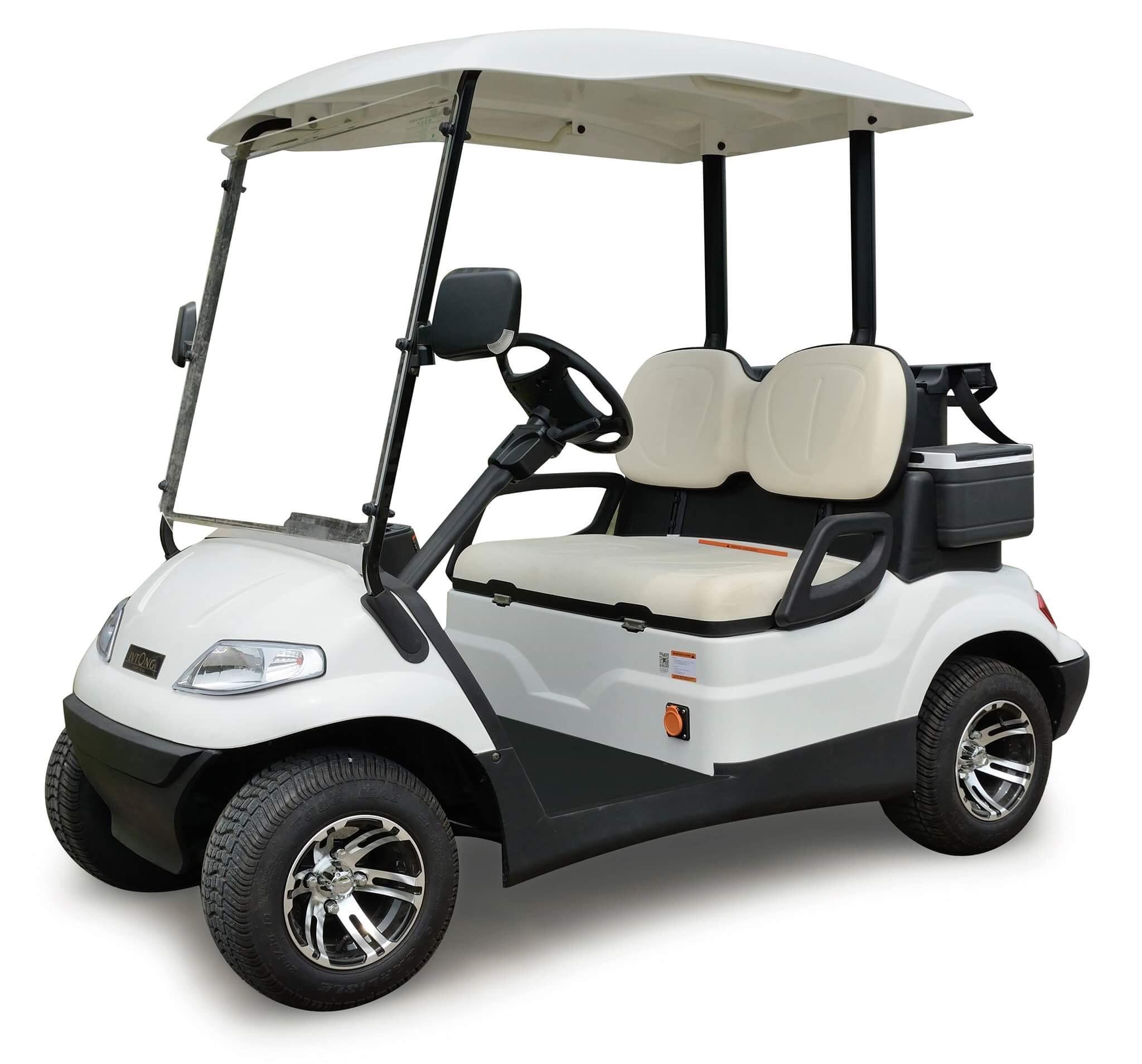 2 person golf cart