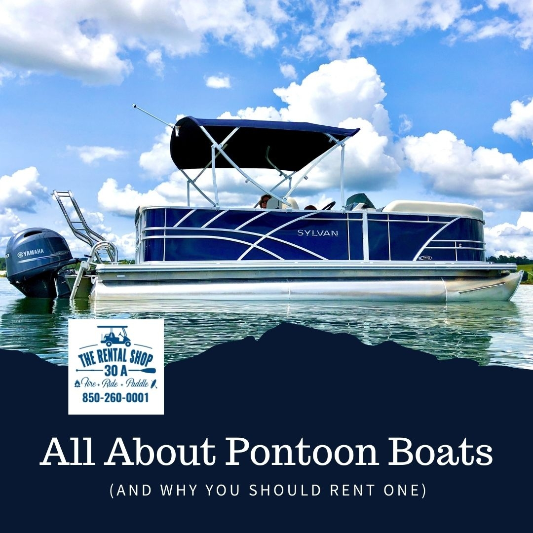 All About Pontoon Boats