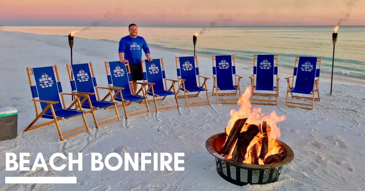 Beach Bonfires Santa Rosa Beach & 30A