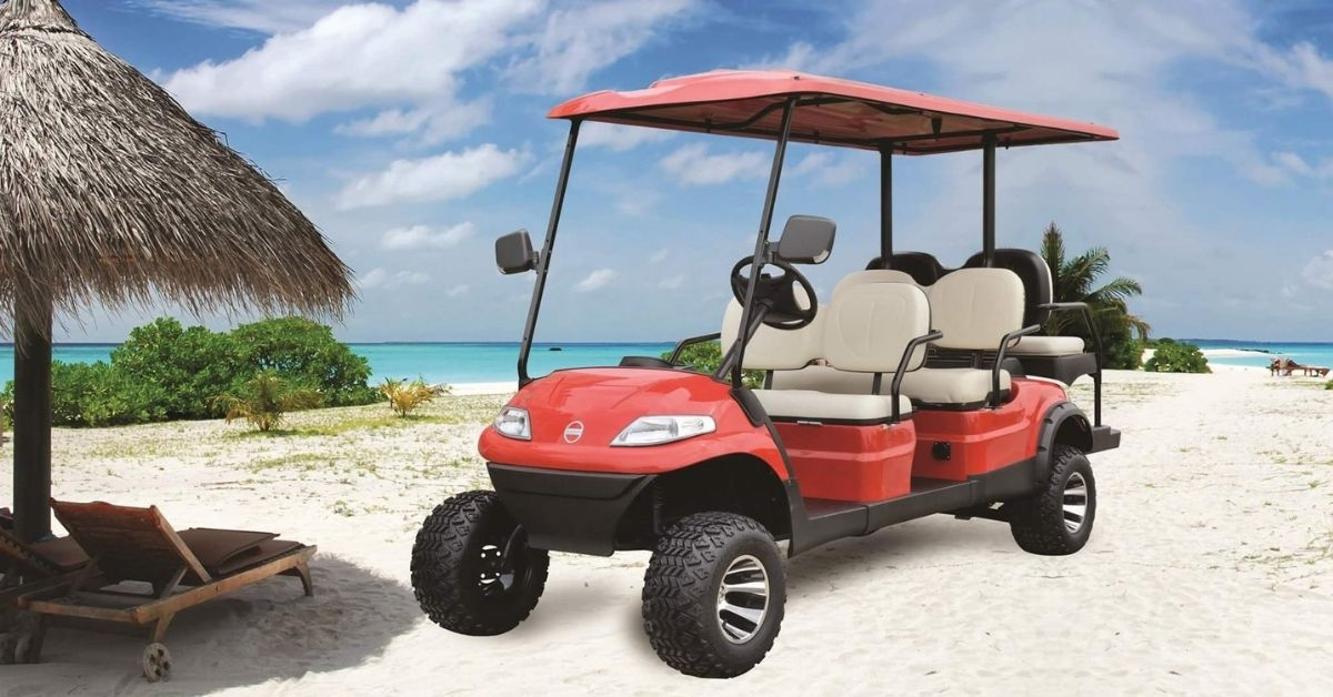 Golf Cart Rental 30A
