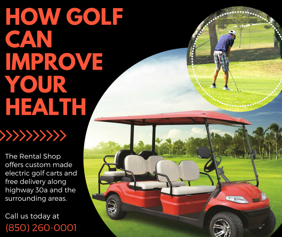 How Golf Can Improve Your Health