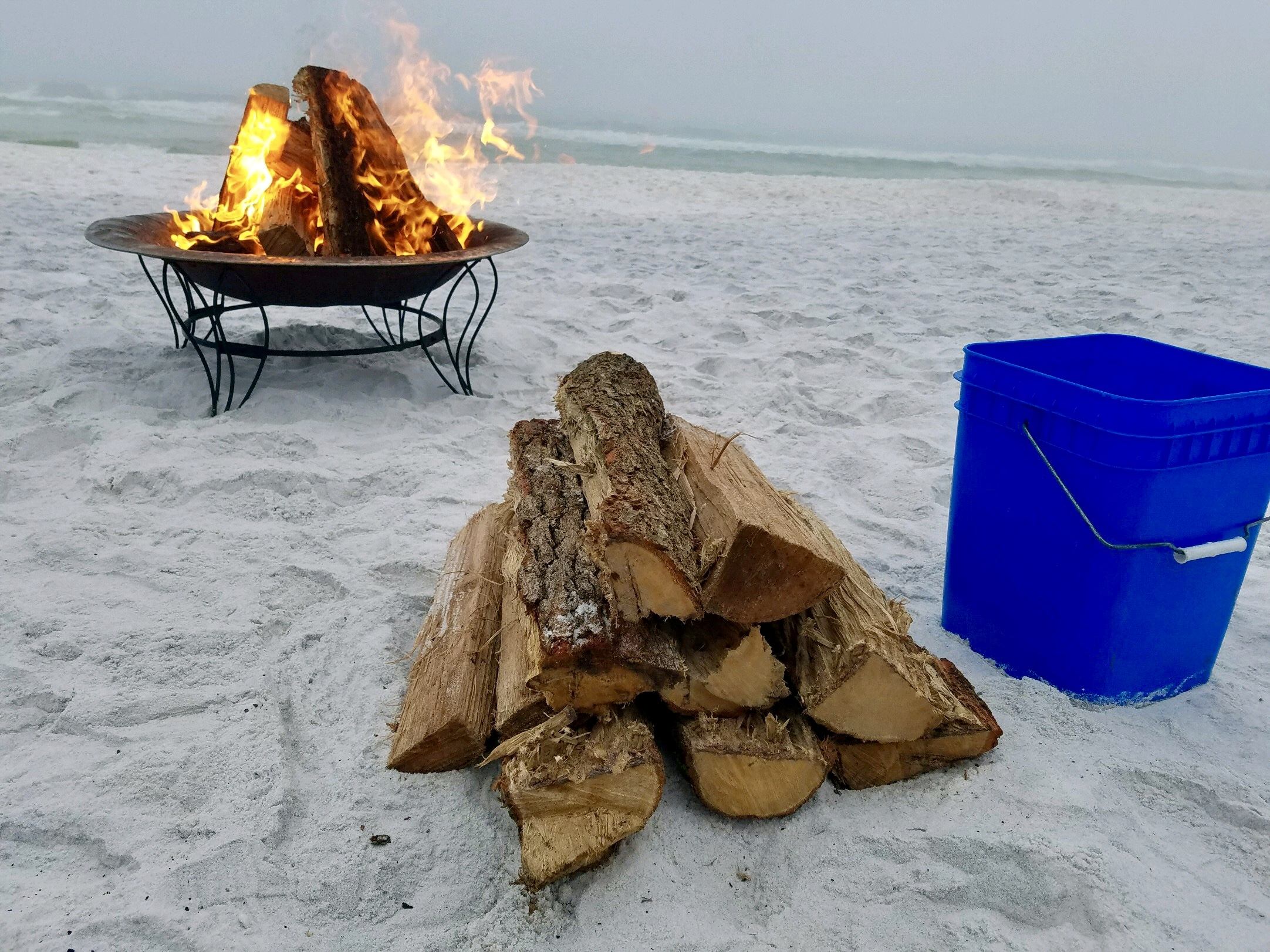 Short Beach Bonfire by The Rental Shop 30A