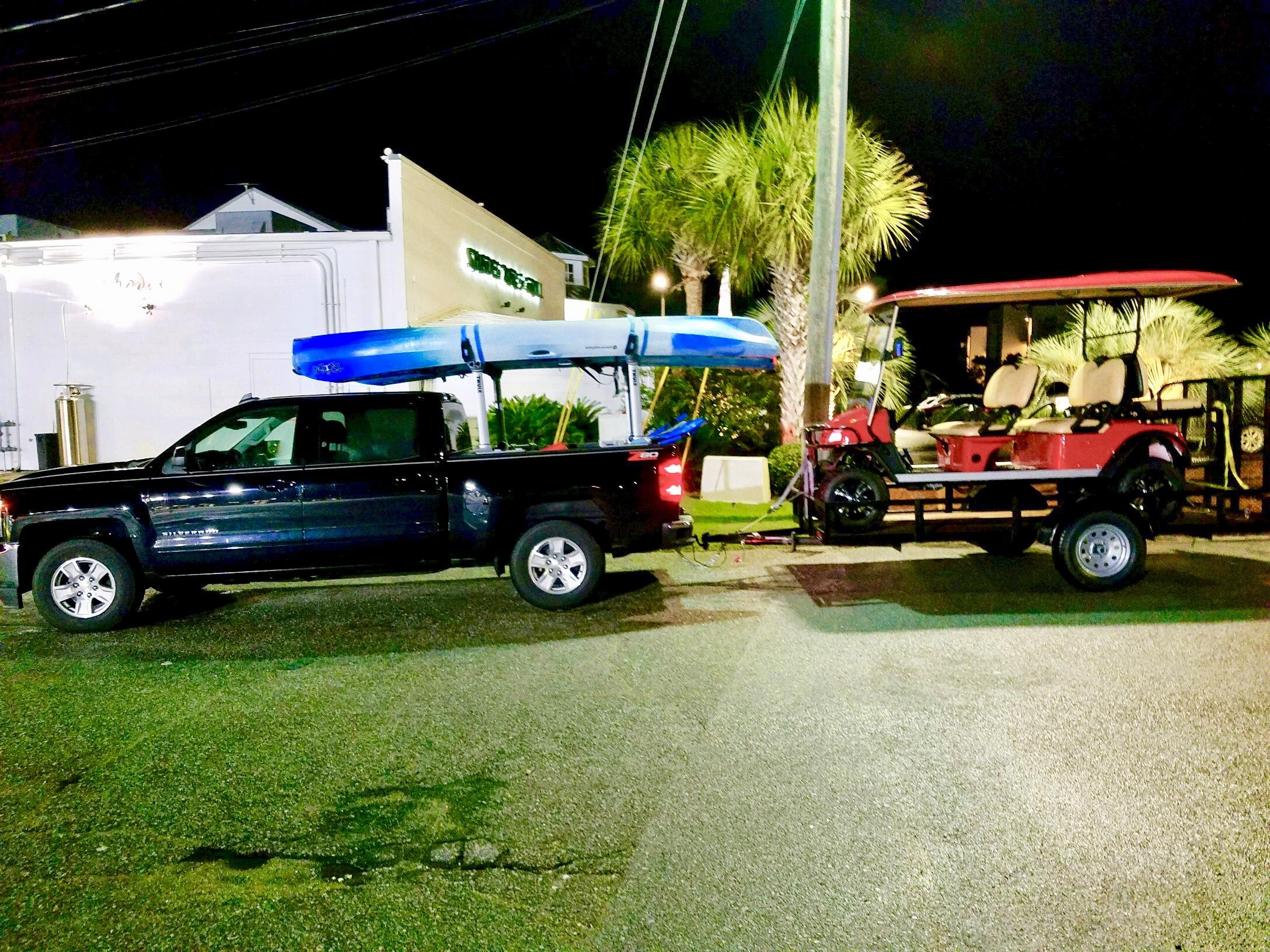The Rental Shop 30A Golf Cart Rentals
